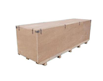 大型机械木包装